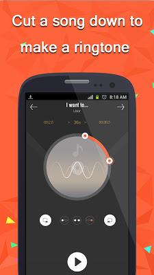 Ringtone Maker & MP3 Cutter - screenshot