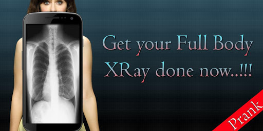 Body X-Ray Scanner - Prank
