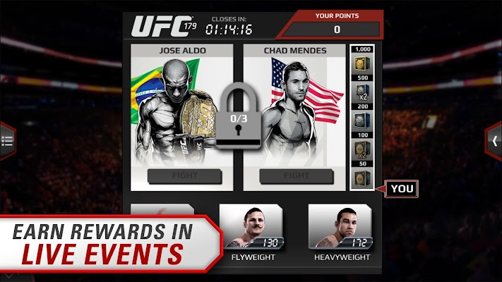 EA SPORTS™ UFC Terbaru v1.9.3097721 Mod Apk+Data Full version