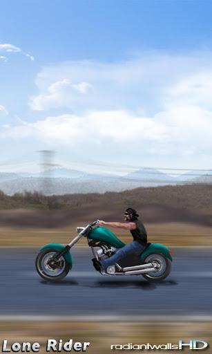 RadiantWalls HD Lone Rider v1.0
