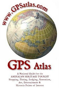 GPS Antique Atlas- screenshot thumbnail