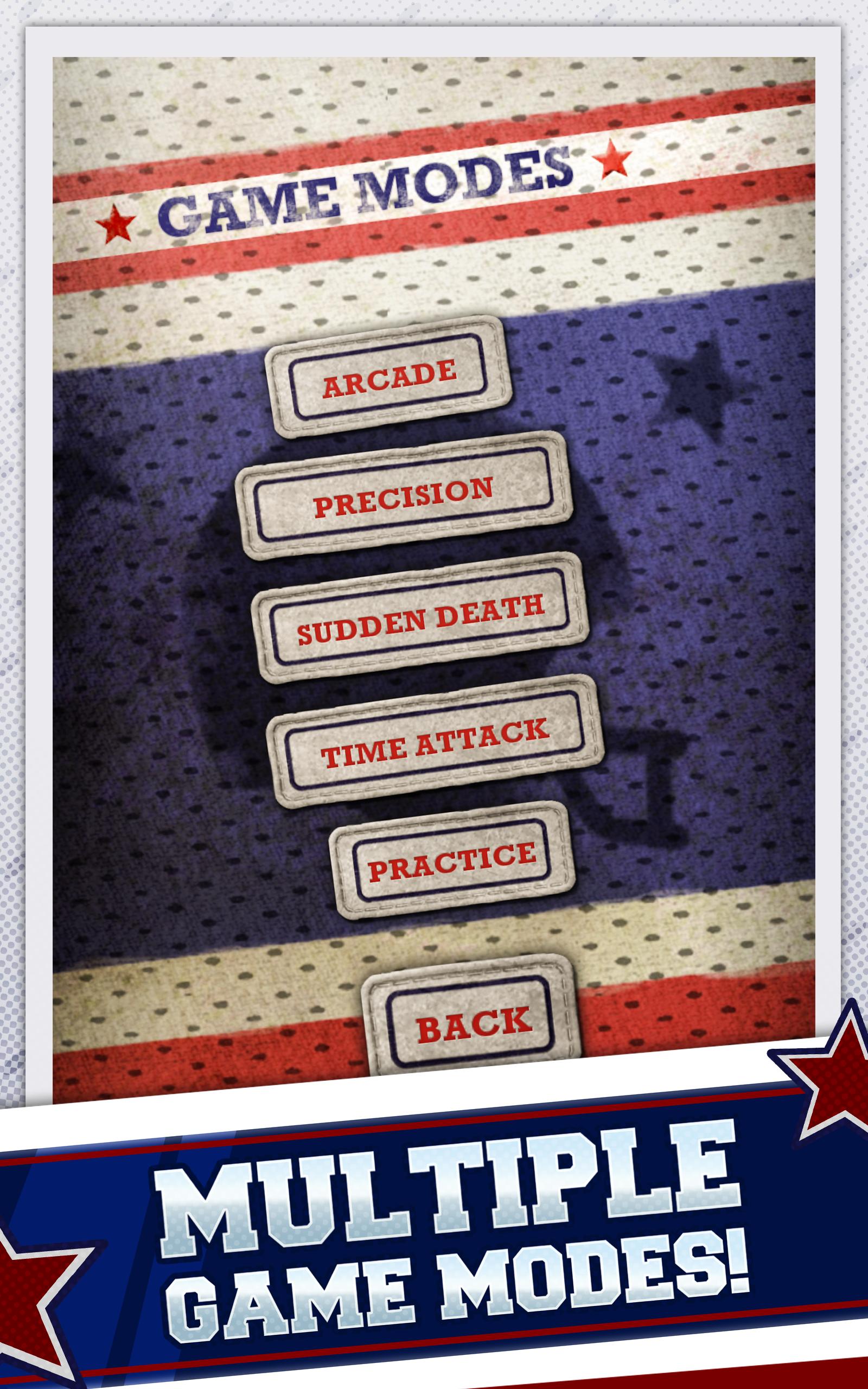 Flick Kick Field Goal Kickoff screenshot #8