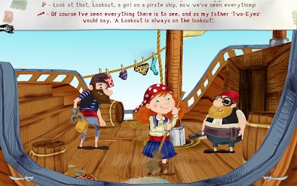 Alizay, pirate girl Screenshot 10