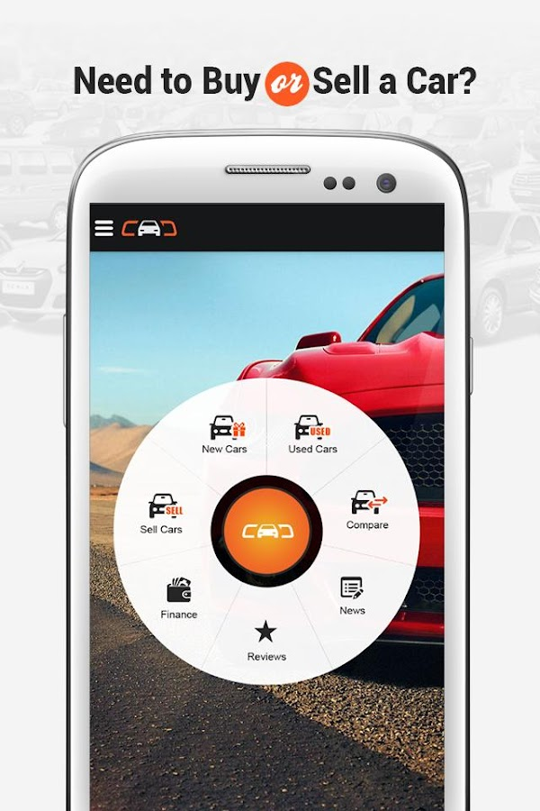 CarDekho- screenshot