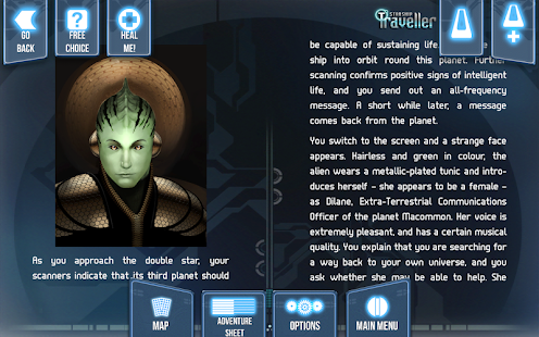 Starship Traveller Screenshot 9