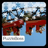 Amusement Park Jigsaw Puzzles