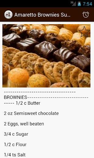 巧克力食谱