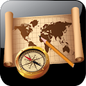 Map and Compass logo