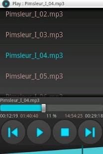 AudioBookBox- screenshot thumbnail