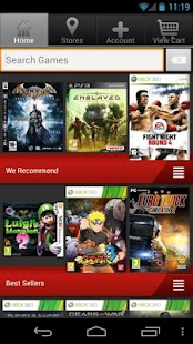 GameStop International - screenshot thumbnail