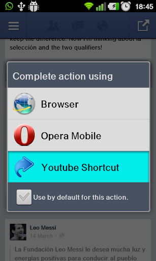 Youtube Shortcut Free