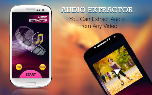 Video To Mp3 - Audio Extractor