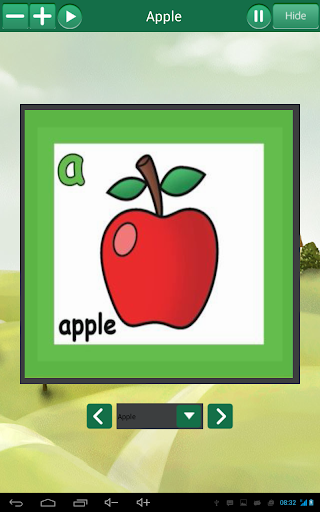【免費教育App】孩子們學習英語單詞-APP點子