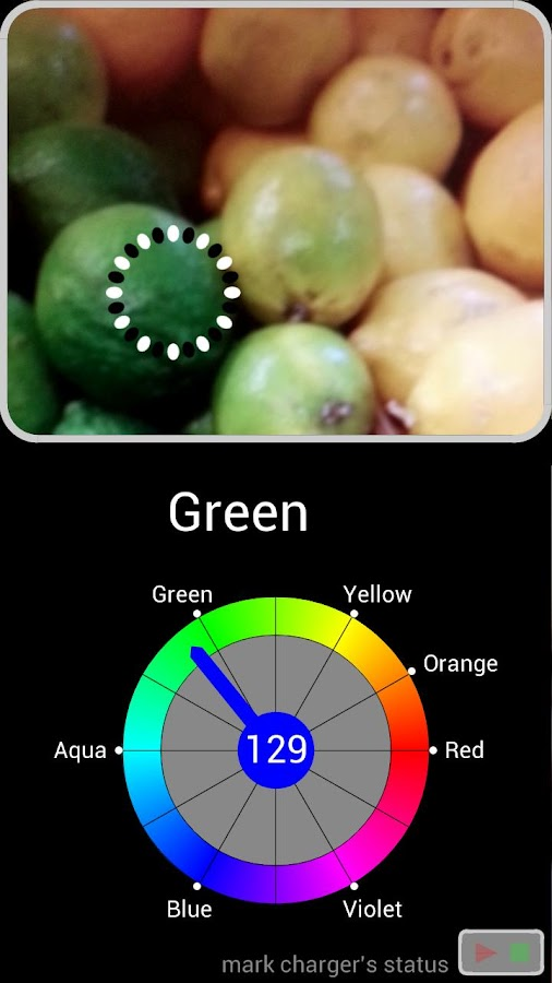 LedScope for color-blind- screenshot