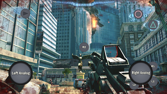 Game Controller 2 Touch - screenshot thumbnail