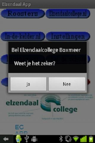 Elzendaal App - screenshot