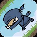 Galaxy Ninjas FREE logo