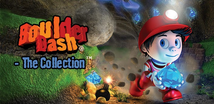 Boulder Dash®-The Collection apk