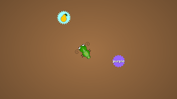 Screenshot of Very Hungry Worm For Kids Free