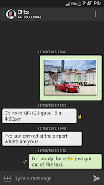 chomp SMS Screenshot 4