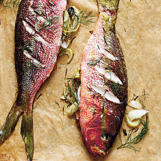 Baked Yellowtail Snapper Recipes.