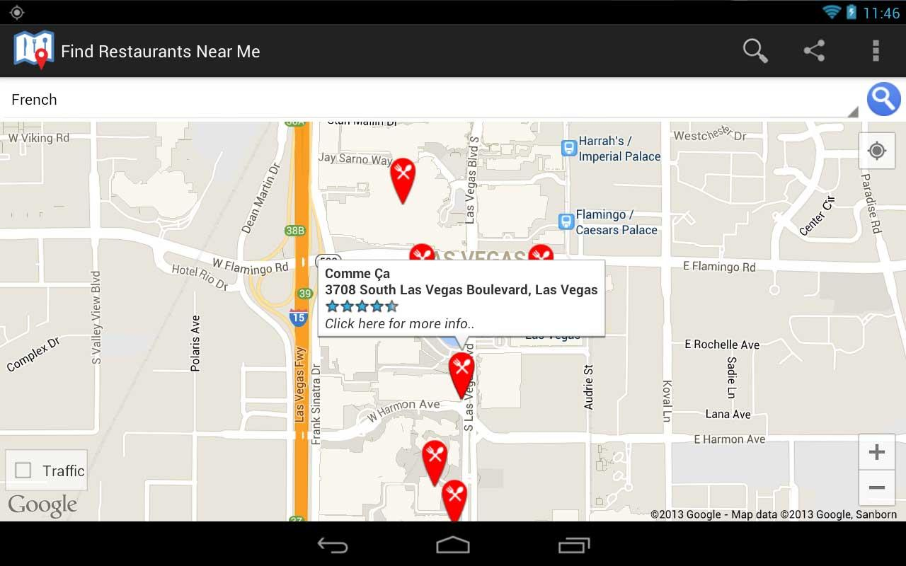 Best Restaurant Finders: iPad/iPhone Apps AppGuide