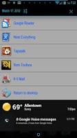 Screenshot of Taskbar task switcher