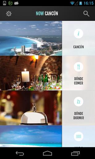 Now Cancún - Guía de Cancún