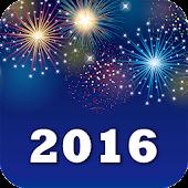 New Year Countdown 2016
