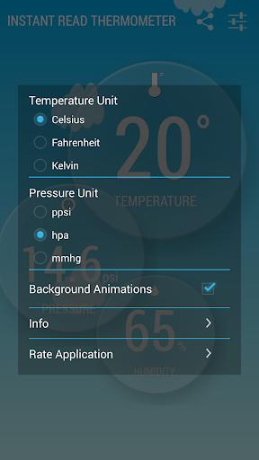 玩免費天氣APP|下載Instant Thermometer app不用錢|硬是要APP