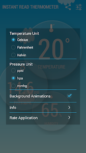 Instant Thermometer screenshot 3