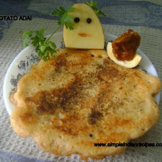 Potato Adai