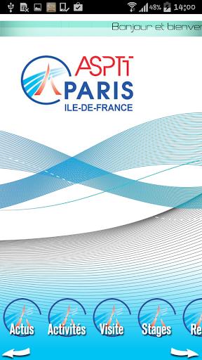 ASPTT Paris