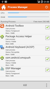 Toolbox for Android - screenshot thumbnail