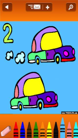 School Coloring Book Free - screenshot