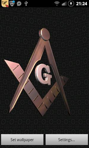 Download Freemason 3d Live Wallpaper Apk Latest Version App