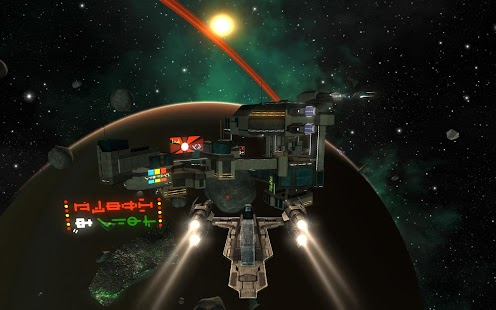 Vendetta Online (3D Space MMO) Screenshot 4