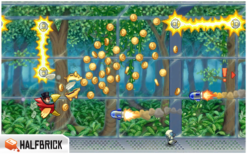 Jetpack Joyride Screenshot 17