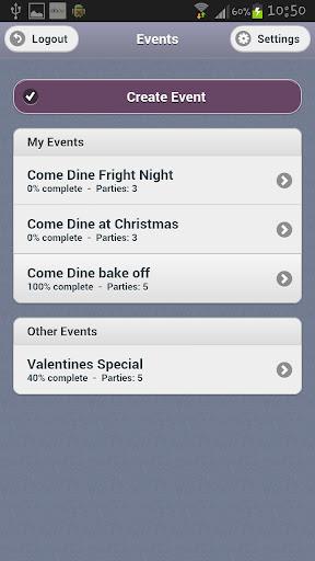 Come Dine