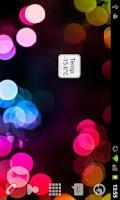 Screenshot of Marge Temperature Widget