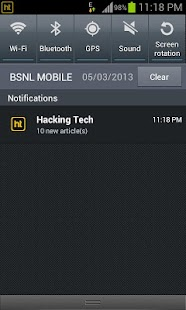 Hacking Tech - screenshot thumbnail