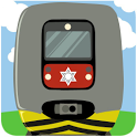 Next Train - Israel Schedule icon