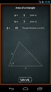 Math Help & Solver- screenshot thumbnail