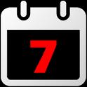 Z Calendar icon