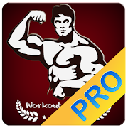 Mega Muscle Gain Workout Pro 1.2.4 Icon