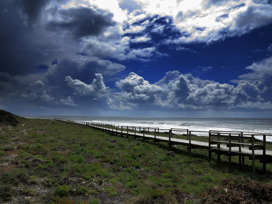 Days of may by Gil Reis - Landscapes Weather ( clouds, beaches, sky, nature, sea, weather, portugal )