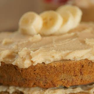Banana-Coconut Cake.