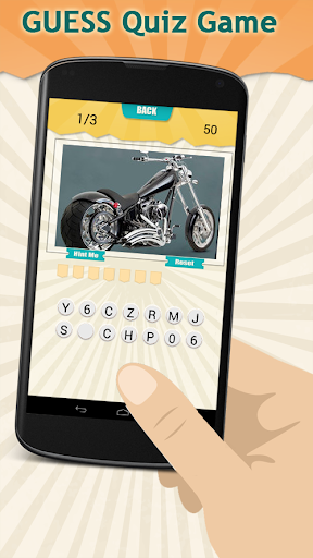 Motor Bike Racing Quiz