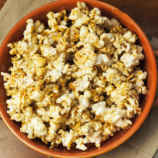 Chicken Dinner-Flavored Popcorn