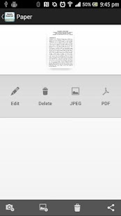 Handy Scanner Pro: PDF Creator- screenshot thumbnail